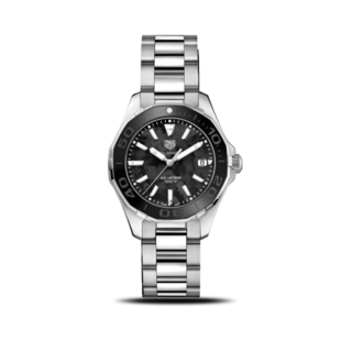TAG Heuer Damenuhr Aquaracer Lady Quartz 35mm WAY131K.BA0748