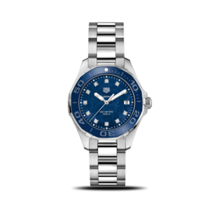 TAG Heuer Damenuhr Aquaracer Lady Quartz 35mm WAY131L.BA0748