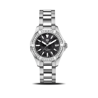 TAG Heuer Damenuhr Aquaracer Lady Quartz 35mm WAY131P.BA0748