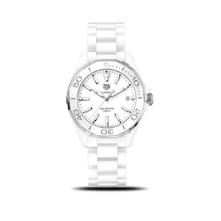 TAG Heuer Damenuhr Aquaracer Lady Quartz 35mm WAY1391.BH0717