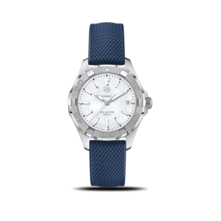 TAG Heuer Damenuhr Aquaracer Lady Quartz 35mm WBD131A.FT6170