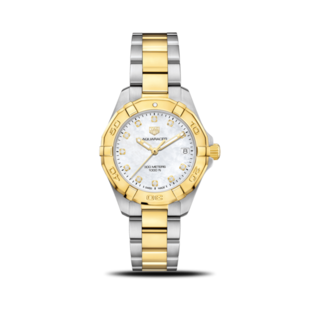 TAG Heuer Damenuhr Aquaracer Quartz 32mm WBD1322.BB0320