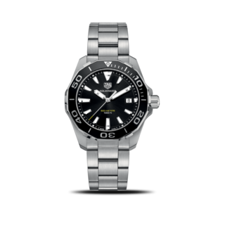 TAG Heuer Herrenuhr Aquaracer Quartz 41mm WAY111A.BA0928