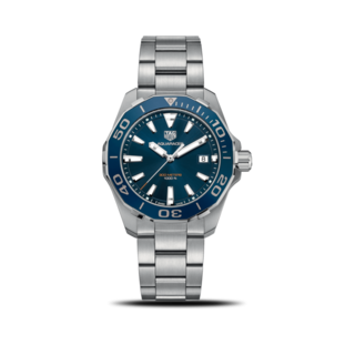 TAG Heuer Herrenuhr Aquaracer Quartz 41mm WAY111C.BA0928