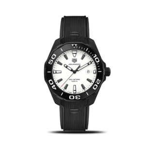 TAG Heuer Herrenuhr Aquaracer Quartz 43mm WAY108A.FT6141