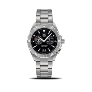 TAG Heuer Herrenuhr Aquaracer Quartz Alarm 40,5mm WAY111Z.BA0928
