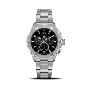 TAG Heuer Herrenuhr Aquaracer Quartz Chronograph 43mm CAY1110.BA0927