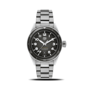 TAG Heuer Herrenuhr Autavia Automatic 42mm WBE5114.EB0173