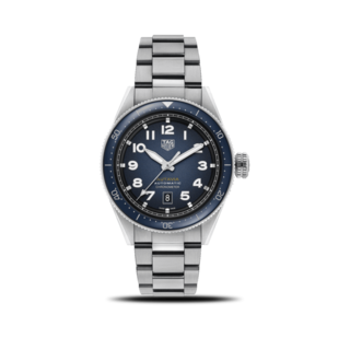 TAG Heuer Herrenuhr Autavia Automatic 42mm WBE5116.EB0173