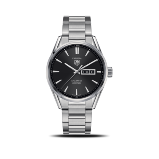 TAG Heuer Herrenuhr Carrera Automatic Day-Date 41mm WAR201A.BA0723