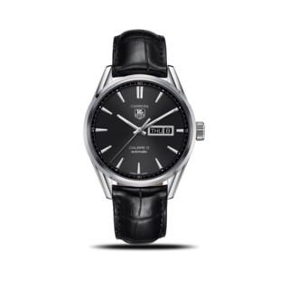 TAG Heuer Herrenuhr Carrera Automatic Day-Date 41mm WAR201A.FC6266