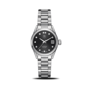 TAG Heuer Damenuhr Carrera Lady Automatic 28mm WAR2413.BA0776
