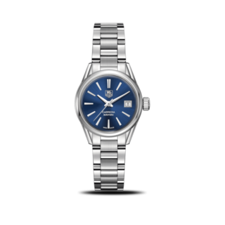 TAG Heuer Damenuhr Carrera Lady Automatic 28mm WAR2419.BA0776