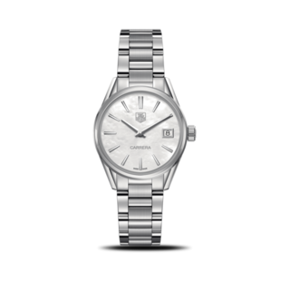TAG Heuer Damenuhr Carrera Lady Quartz 32mm WAR1311.BA0778