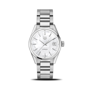TAG Heuer Damenuhr Carrera Quarz 36mm WBK1311.BA0652