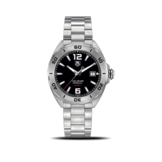 TAG Heuer Herrenuhr Formula 1 Automatic 41mm WAZ2113.BA0875
