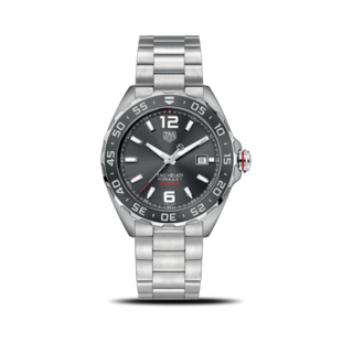 TAG Heuer Herrenuhr Formula 1 Automatic 43mm WAZ2011.BA0842