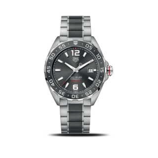 TAG Heuer Herrenuhr Formula 1 Automatic 43mm WAZ2011.BA0843