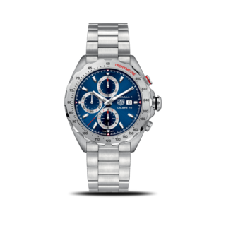 TAG Heuer Herrenuhr Formula 1 Automatic Chronograph 44mm CAZ2015.BA0876