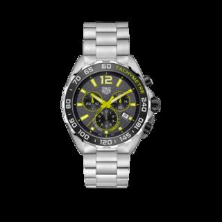 TAG Heuer Herrenuhr Formula 1 Quartz Chronograph 43mm CAZ101AG.BA0842