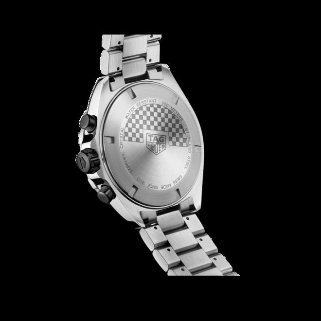 Herrenuhr TAG Heuer Formula 1 Quartz Chronograph 43mm mit grauem Zifferblatt und Edelstahlarmband bei Brogle