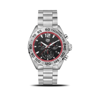 TAG Heuer Herrenuhr Formula 1 Quartz Chronograph 43mm CAZ101Y.BA0842