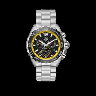 TAG Heuer Herrenuhr Formula 1 Quarz Chronograph 43mm CAZ101AC.BA0842