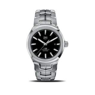 TAG Heuer Herrenuhr Link Automatic 41mm WBC2110.BA0603