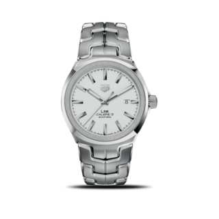 TAG Heuer Herrenuhr Link Automatic 41mm WBC2111.BA0603