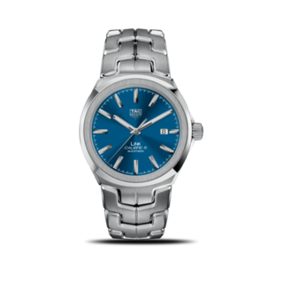 TAG Heuer Herrenuhr Link Automatic 41mm WBC2112.BA0603