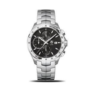 TAG Heuer Herrenuhr Link Automatic Chronograph 43mm CAT2010.BA0952