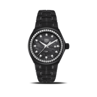 TAG Heuer Damenuhr Link Quartz 32mm Bella Hadid Edition WBC1394.BH0745