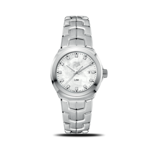 TAG Heuer Damenuhr Link Quartz 32mm WBC1312.BA0600