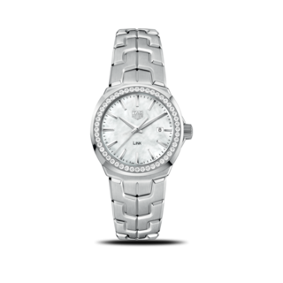 TAG Heuer Damenuhr Link Quartz 32mm WBC1314.BA0600