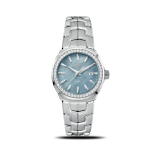 TAG Heuer Damenuhr Link Quartz 32mm WBC1315.BA0600