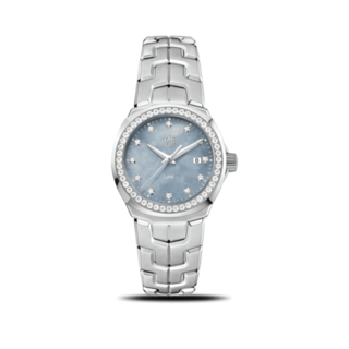 TAG Heuer Damenuhr Link Quartz 32mm WBC1319.BA0600