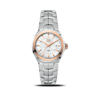 TAG Heuer Damenuhr Link Quartz 32mm WBC1350.BA0600