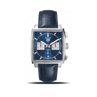 TAG Heuer Herrenuhr Monaco Calibre Heuer02 Chronograph CBL2111.FC6453