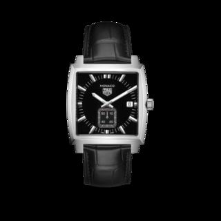 TAG Heuer Armbanduhr Monaco Quartz 37mm WAW131A.FC6177
