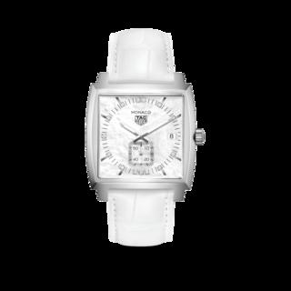 TAG Heuer Armbanduhr Monaco Quartz 37mm WAW131B.FC6247