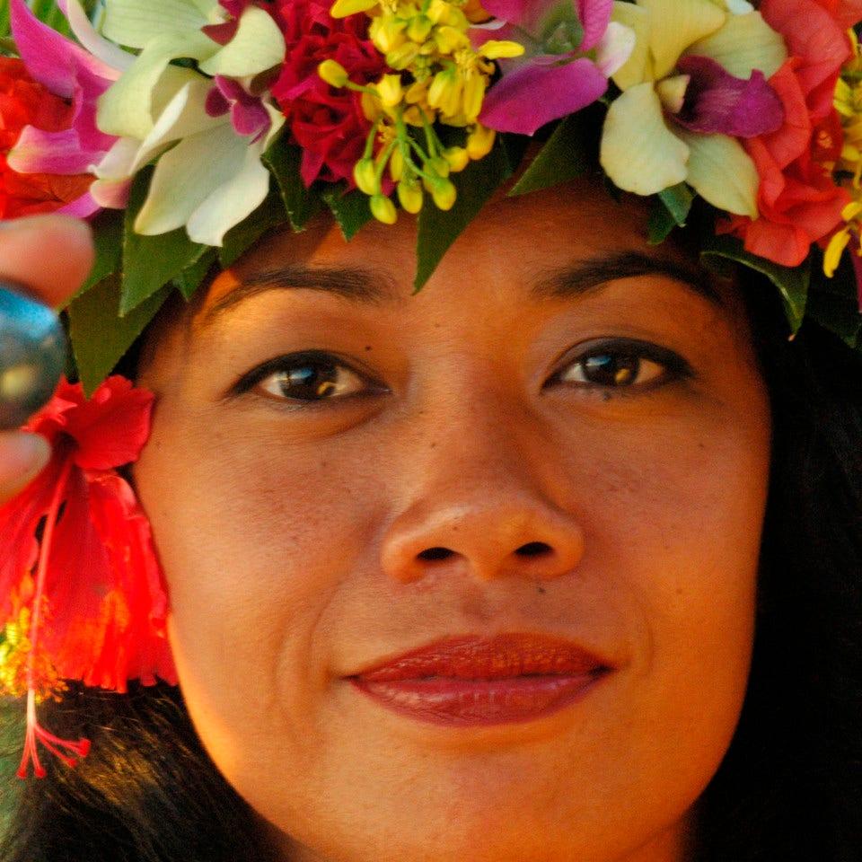 Tahiti Perlen in Muschel - Brogle