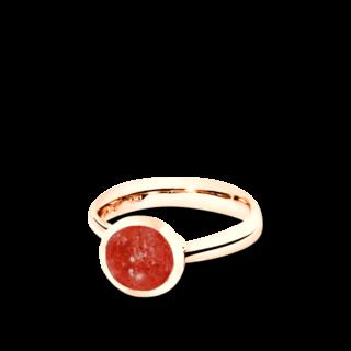 Tamara Comolli Ring Bouton Almandin-Granat S R-BOU-S-GAR-RG