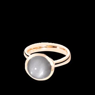 Tamara Comolli Ring Bouton Grauer Mondstein L R-BOU-L-MOGR-RG