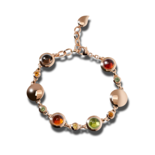 Tamara Comolli Armband Indian Summer B-BOU-IS-SA-RG