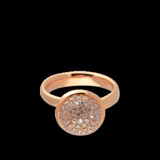 Tamara Comolli Ring Bouton L Pavé R-BOU-L-P-RG