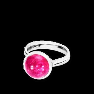 Tamara Comolli Ring Bouton L Pinkfarbener Turmalin R-BOU-L-TUPI-WG