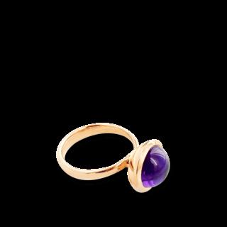 Tamara Comolli Ring Bouton Large Amethyst R-BOU-L-AM-RG