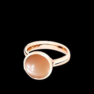 Tamara Comolli Ring Bouton Large Brauner Mondstein R-BOU-L-MOBR-RG