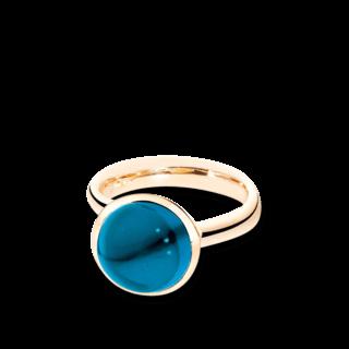 Tamara Comolli Ring Bouton Large London Topas R-BOU-L-TOLO-RG