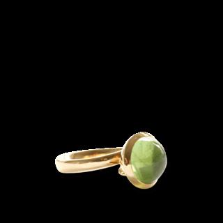 Tamara Comolli Ring Bouton Large Peridot R-BOU-L-PER-RG
